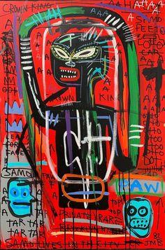 Jean Michel Basquiat Art, Jean Basquiat, Basquiat Paintings, Painting Wallpaper, Modern Artists, Street Art Graffiti, Erotic Art, Art Inspo, Design Art