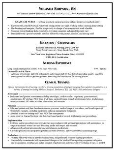 New Grad Nurse Cover Letter Example Cover Letter