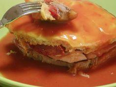Francesinha | Great portuguese sandwich recipe