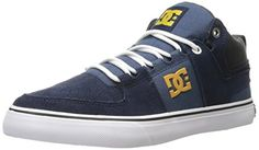 DC Lynx Vulc Mid Unisex Shoe >>> Quickly view this special product, click the image : Athletic Shoes