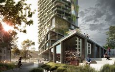 Arkitema Architects - Project - New vision for the prestigious Faste Batteri site in Copenhagen