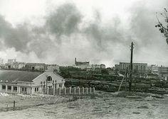 The Battle of STALINGRAD. Oct 1942. Stalingrad