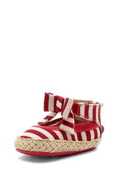 Sachet Stripe Bow Shoe on HauteLook