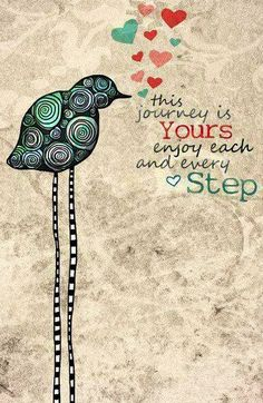 Travel/Journey/Road/Path quotes / journey quote via carol's country Path Quotes, Journey Quotes, Life Is A Journey, Words Quotes, Life Quotes, Inspirational Life Lessons, Inspirational Quotes, Motivational Quotes, Happy Quotes