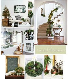 Do you love the Natural Christmas as much as I do?