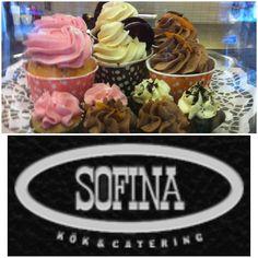 Möt vår nya återförsäljare! #sofina #cupcake #fika #dessert #catering #delivery #foodondemand