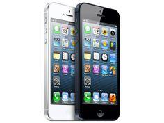 Goedkope Apple iPhone 5 16GB aanbiedingen met abonnement. #iPhone5 #Aanbieding #Smartphone