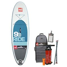 """Red Paddle Co RIDE 9'8"""" x 31"""" *** More info could be found at the image url."""