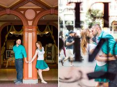 Disney_Magic Kingdom_Engagement_Photo_Orlando_Engagement_Photographer_Danielle & Monte_01