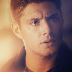 [gif] Dean Winchester | Jensen Ackles | Supernatural - beautiful!