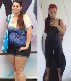 Inspiration - Before and After Pics of People Who Lost Weight
