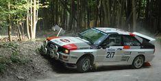 VWVortex.com - A pictoral timeline of Audi's rally career 1981-1986