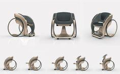 No Wheelchair Can Compare | Yanko Design