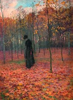 The Athenaeum - In Veltrusy Park (Antonín Slavíček - ) National Gallery, Autumn Walks, Landscape Artwork, Oil Painting Reproductions, Autumn Inspiration, Pretty Pictures, Anton, Art For Sale, Amazing Art