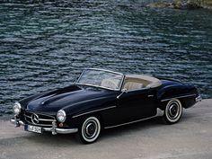Early Mercedes Benz SL