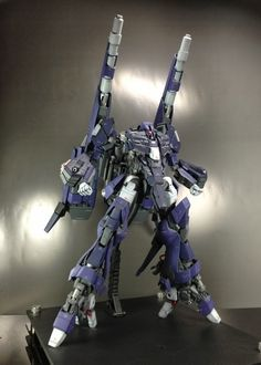 GUNDAM GUY: HGUC 1/144 PMX-000 Messala - Customized Build