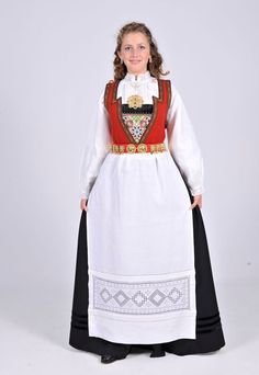 """knightofleo: """"Regional Versions of Bunad, Norwegian Traditional Outfit Happy Birthday, Norway of May) """" Ethnic Fashion, Womens Fashion, Costumes Around The World, Hardanger Embroidery, Beautiful Costumes, Folk Costume, Historical Clothing, Traditional Dresses, Dame"""