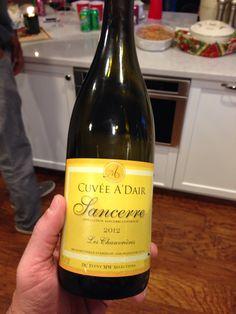 Cuvée A'Dair Sancerre  2012