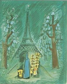 Ludwig Bemelmans | Ludwig Bemelmans - Artist, Fine Art, Auction Records, Prices ...