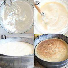 Lemon Pudding Cake - An Italian in my Kitchen Lemon Dessert Recipes, Lemon Recipes, Cupcake Recipes, Italian Lemon Cake, Lemon Cream Cheese Bars, Lemon Pudding Cake, Pudding Desserts, Ripe Banana Recipe, Apricot Cake