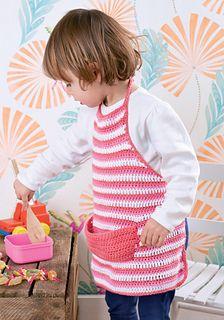 Little Helper by Lucinda Ganderton - Let's Knit, April 2015