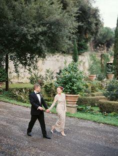 Fine Art Film Italy Wedding Photographer Erich McVey