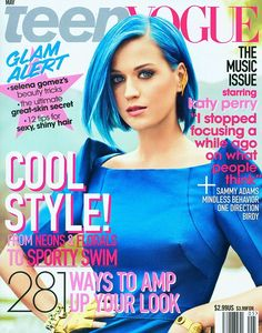 Katy Perry-I love her! So cool.....