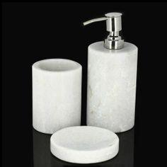 Marble Stone Bathroom Accessories Razor Toothbrush Holder Dish Soap Dispenser ShalinIndia,http://www.amazon.com/dp/B00EXHRU7W/ref=cm_sw_r_pi_dp_pRPitb02EVW06JDR