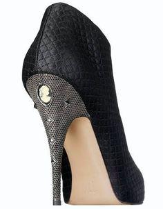 Guiseppe Zanotti #low #boots #heels