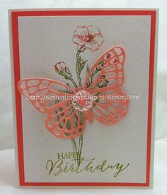 All That Scrap: Butterfly Basics bundled with Butterflies Thinliits Dies