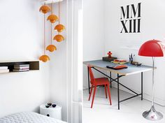 Funky and Colourful Apartment | NordicDesign