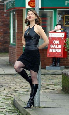 Tracy On the Cobbles