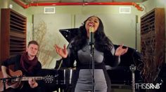 I just had the pleasure to interview Jazmine Sullivan, who has been a favorite on this board for a while. Here, she strips things back to basics and you can't get much more evocative than this. Lovely.