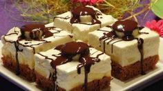 Krtkův plech – hrníčkový recept – RECETIMA Czech Recipes, Croatian Recipes, Sweet Recipes, Cake Recipes, Dessert Recipes, Czech Desserts, Kolaci I Torte, Frozen Desserts, Melting Chocolate