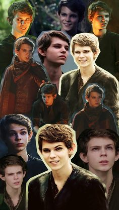Robbie Kay and His Girlfriend | Robbie Kay as Peter Pan and how ridiculously good he is at playing his ...