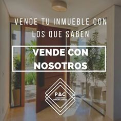 Inmobiliaria Ideas, Lobby Design, Real Estate, Pai, Real Estate Advertising, Real Estate Ads, Real Estates