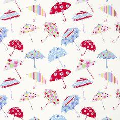 #StudioG #blighty #design #fabric #interiors #motif #umbrellas
