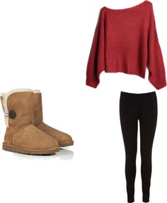 """""""Sweater look"""" by tiffintots on Polyvore"""