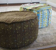 quilted pouf 1rgb