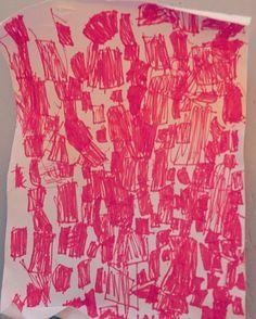 """""""Mijn bezoek aan #legoworld een impressie"""" :-) door Liv (bijna 6 jaar)  #kindertekening #legomania"""