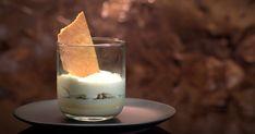 White Russian Dessert MKR - wodka, Kahlúa and milk White Russian Recipes, Russian Desserts, Party Desserts, Dessert Recipes, Dessert Party, Kahlua And Milk, My Kitchen Rules, Cake Bites, Latest Recipe