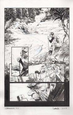 Chrononauts #4 p.02 by Sean Gordon Murphy