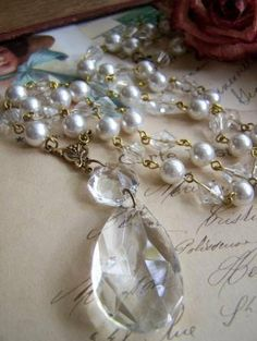 Crystalline  Southern Gothic Upcycled by SouthernBellaVintage, $30.00