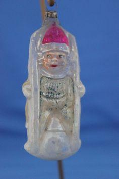1946 christmas collectible holiday ornament pre seasonal vintage