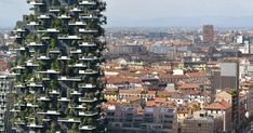 Stephano Boeri's tree-covered wonder in Milan takes the tall prize, to nobody's surprise.