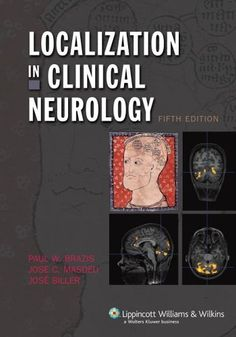 88 best neuro images on pinterest neurology health and neuroscience localization in clinical neurology fandeluxe Choice Image