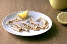 This vegan pancake recipe is just the thing for those seeking delicious vegan crêpes for Pancake Day.