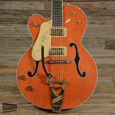 Gretsch Left-Handed 6120 Chet Atkins 2011 (s017)