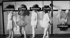 this is funny & cute, but true as well - we break the mold & are proud of it! leave it to the Coldplayer! ;)