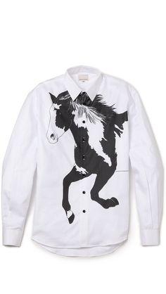 Carlos Campos Horse Shirt
